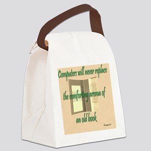Lg. Pillow Canvas Lunch Bag