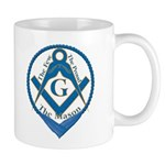 The Few, The Proud, The Mason Mug
