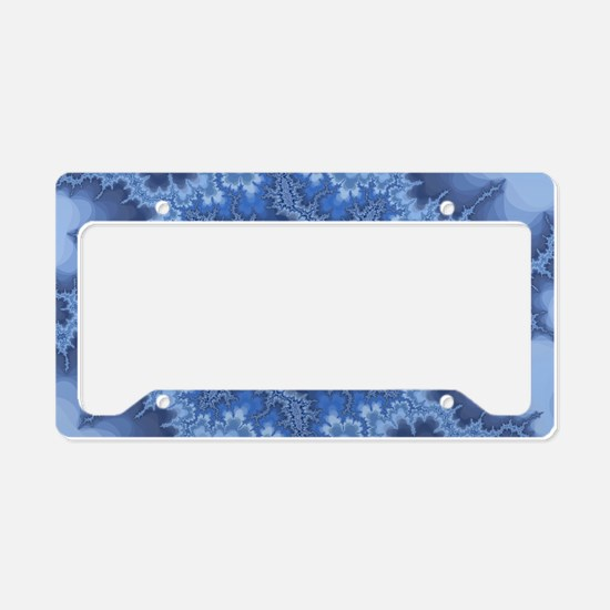 Electric Ride License Plate Holder