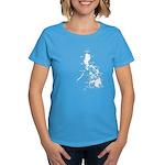 Philippines Rough Map Women's Dark T-Shirt