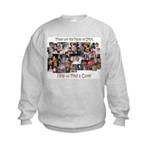 Faces of SMA Kids Sweatshirt
