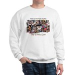 Faces of SMA Sweatshirt