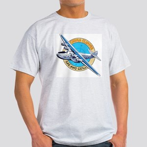 China Clipper Bar and Grill Light T-Shirt