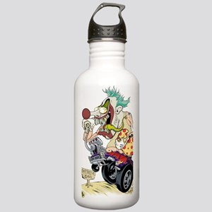 Cropped Killer Clown Stainless Water Bottle 1.0L