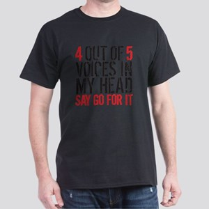4 out of 5 Dark T-Shirt