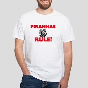 Piranhas Rule! T-Shirt