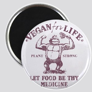 Vegan for Life Magnet