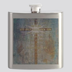 John 3:16 Flask