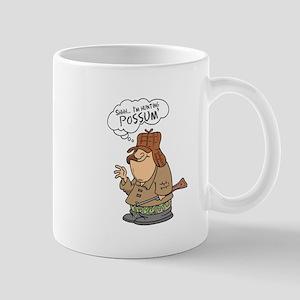 Redneck Possum' Hunter Mug