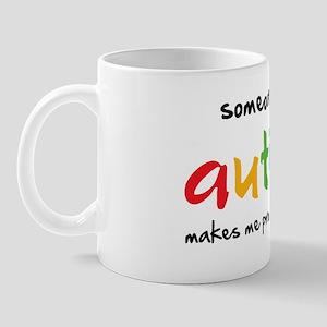 Proud Autism Mug
