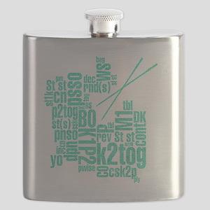 K.A. Blue Flask