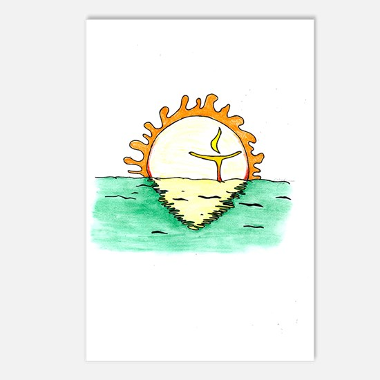 Chalice Sun Postcards (Package of 8)