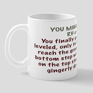 RVer Bad Day 9 Mug