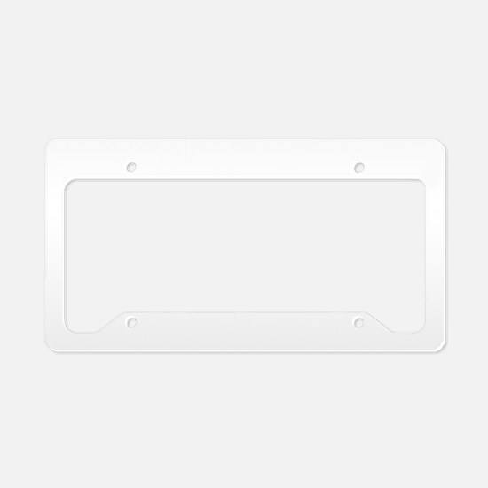 Crewbies Front License Plate Holder