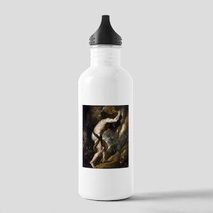 Sisyphus - Titian - c1549 Water Bottle