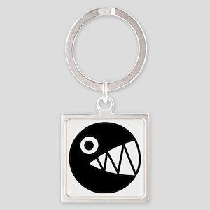 Keychain Chomp Square Keychain
