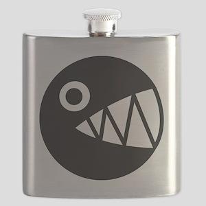 Keychain Chomp Flask