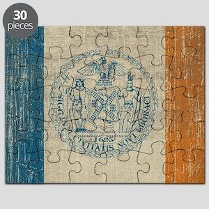Vintage New York Puzzle