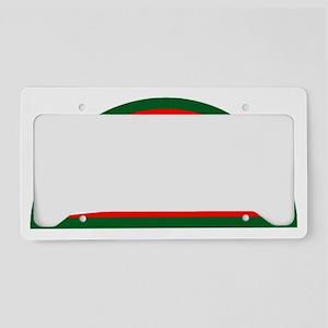 SSS--78thDivisionTraningSuppo License Plate Holder