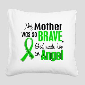 D Mother Square Canvas Pillow