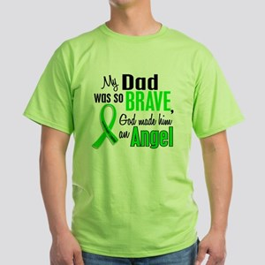 D Dad Green T-Shirt