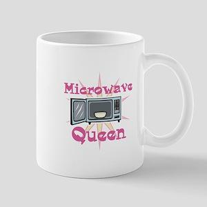 Microwave Queen Mug