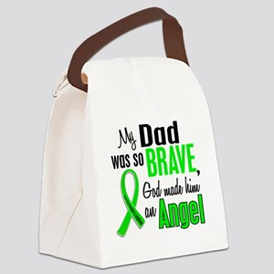 D Dad Canvas Lunch Bag