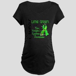 D Awareness Maternity Dark T-Shirt