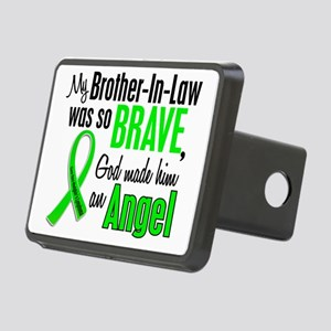 D Brother-In-Law Rectangular Hitch Cover