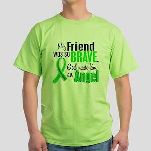 D Friend Him Green T-Shirt