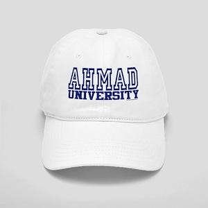 AHMAD University Cap