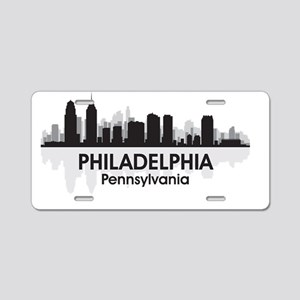 Pennsylvania Philadelphia S Aluminum License Plate