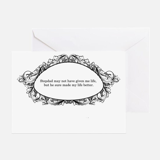 My Life Better - Accessories Greeting Card