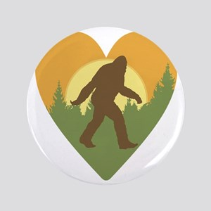 "Bigfoot Love 3.5"" Button"