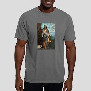 St John the Baptist - Titian - c1555 Mens Comfort