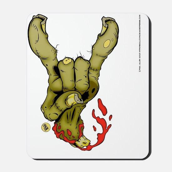 Lefty Sticker Size Mousepad