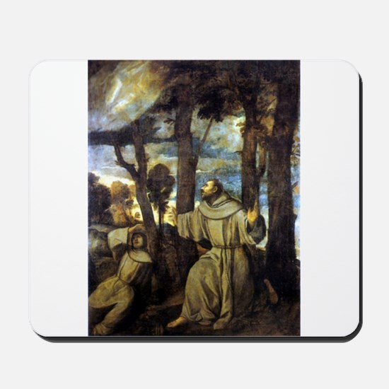 Stigmatisation of Francis of Assisi - Titian - 152