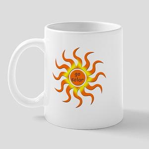 Solar Energy - Go Green Mug