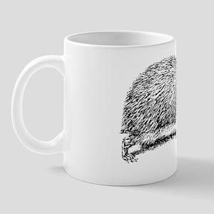 Sarcastic Hedgehog Mug