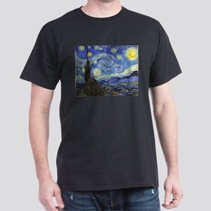 Starry Night - Van Gogh T-Shirt