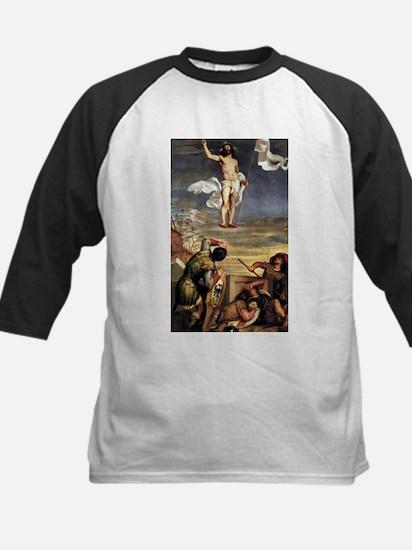 The Resurrection - Titian - c1542 Tee