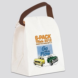 6-Pack TRials 2012 Canvas Lunch Bag