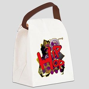 HIP HOP YO Canvas Lunch Bag