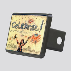 Celebrate! Rectangular Hitch Cover