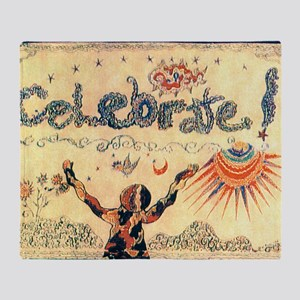 Celebrate! Throw Blanket