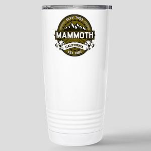 Mammoth Olive Stainless Steel Travel Mug