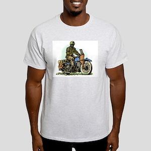 Retro Biker Light T-Shirt