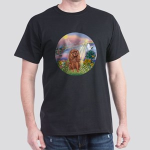 R-CloudAngel-RubyCavalier Dark T-Shirt