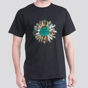 Deva-Arts logo Dark T-Shirt