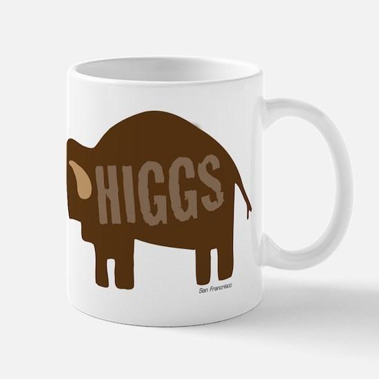 Higgs Bison Mug